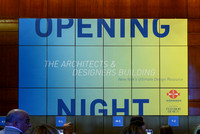 05-16-16 Interior Design Opening Night @ A&D Building