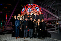 12-29-16 Waterford Crystal Ball Private Viewing